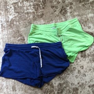 Set of 2 old navy cotton shorts